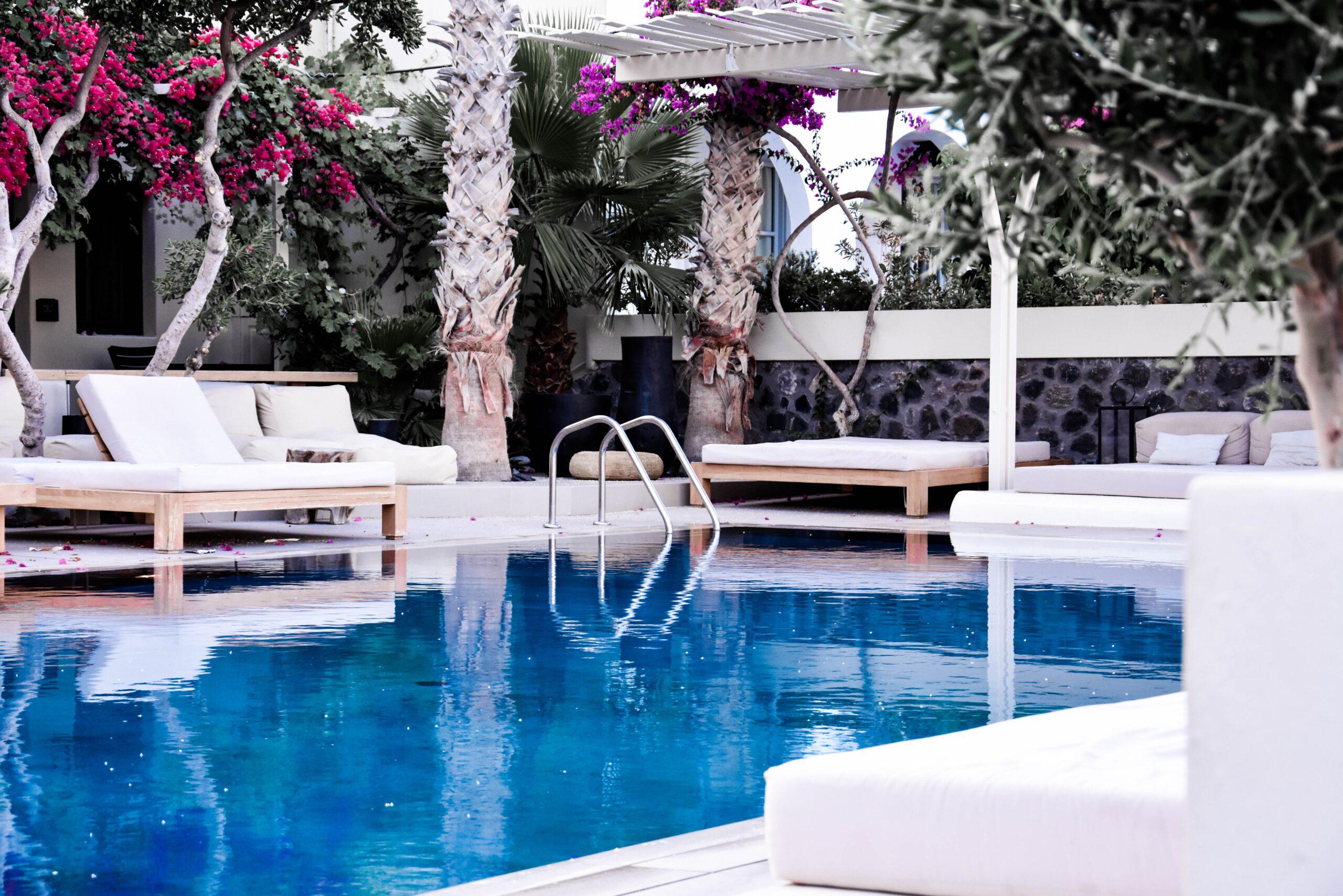 pool installation in Houston